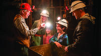 Central Deborah Gold Mine Experience Tour