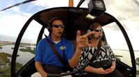 Cocoa Beach and Thousand Islands Helicopter Tour