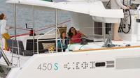Private weektrip on a Lagoon 450 in BVI