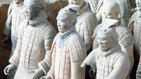 Xi'an Private Day Tour: Terracotta Warriors and City Wall