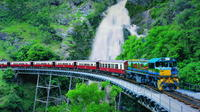Kuranda Scenic Railway and Skyrail Rainforest Cableway Plus Hartley's Crocodile Adventures Day Trip from Cairns