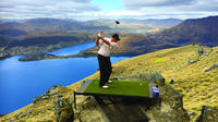 Altitude Golf by Helicopter from Queenstown, Queenstown Air Activities
