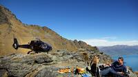 Private Picnic on a Peak with Helicopter Ride from Queenstown, Queenstown Air Activities