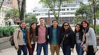 La Candelaria Walking Tour in Bogota