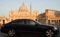 Combo 3 in 1 - Small Group Tour: Colosseum, Vatican, Palatine by Luxury Van