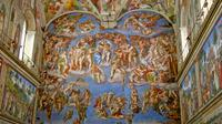 Private Tour: Vatican Museums including the Sistine Chapel and St Peters Ba
