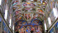 Sistine Chapel and St Peters Express Tour
