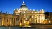 Vatican Exclusive Friday Night Tour with Aperitivo and Prosecco