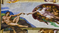 Vatican Museums and Sistine Chapel no crowds