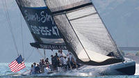 Sunset Sail aboard Stars and Stripes America's Cup Racing Yacht
