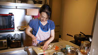 Japanese Cooking Class and Wine Pairing with a Local in a Luxury Tokyo Apartment