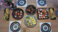 Learn to Cook Japanese Tempura and Chirashi Sushi with a Tokyo Local in Her Home