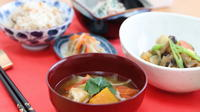 Vegetable-forward Japanese In-Home Cooking Lesson with a Charming Local in Kyoto