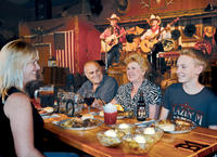Chuck Wagon Supper and Western Stage Show at Blazin