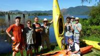 2-Day Kayak et Hike Adventure Package d'Antigua - Antigua Guatemala -