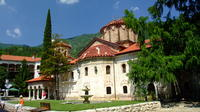 Bachkovo Monastery and Asen's Fortress Private Day Tour from Plovdiv image 1