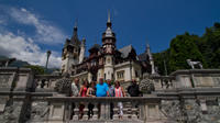 Day Trip to Dracula's Castle, Brasov and Peles Castle from Bucharest