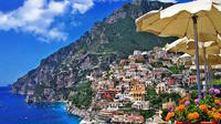 Full-Day Amalfi Coast and Pompeii: Small Group Tour from Sorrento