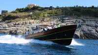 Small-Group Capri Day Trip by Boat from Sorrento
