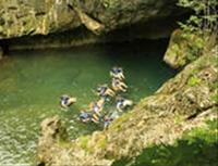Cave Tubing and Jungle Zip Lining Through Belize image 1