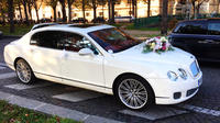 Paris Airports Pick-up in a Luxurious Bentley Private Car Transfers