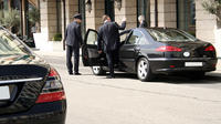 Private Car Service in Paris with Driver