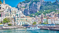 Amalfi Coast Private Road Trip: Positano, Amalfi and Ravello from Sorrento