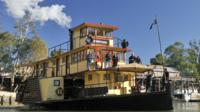 Echuca Murray River Cruise by Emmylou Paddle Steamer with Optional Lunch image 1