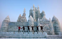 Private City Tour of Harbin in Winter