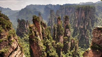 Private Day Trip: Zhangjiajie National Forest Park, Tianzi Mountain and Helong Park