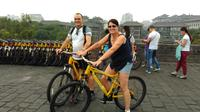 Xi'an Matin Tour: City Wall Opening Ceremony Gate et Bicycle Ride - Xi'an -