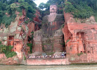 Leshan Giant Buddha Day Tour from Chengdu with High-Speed Train Transfer