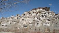 Full day Tour Leh Shey Palace Thiksy Monestery and Hemis Monastery