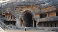 Private Day Tour: Karla and Bhaja Caves from Mumbai  Private Car Transfers