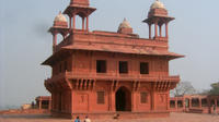 Private Tour: Half Day Tour of Fatehpur Sikri