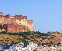 Jodhpur City Sightseeing Private Day Tour