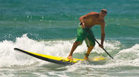 Economy Stand Up Paddle Board Rental on South Padre Island