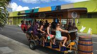 2-Hour Beer and Bites Tour in Honolulu by Group Bike