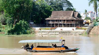 Half-Day Boat Trip on Mae Ping River from Chiang Mai Including Lunch at Farmhouse