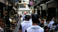 Melbourne Laneway Discovery Running Tour Including Coffee and Donuts image 1