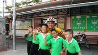 2-Hour Small-Group Biking Tour of Bangkok