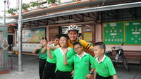 Small-Group Bike Tour of Bangkok