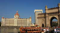 Private Full-Day Mumbai City Tour with Elephanta Caves Excursion Private Car Transfers