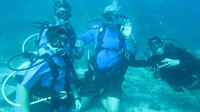 Scuba Dive Tour in Marietas Island from Sayulita