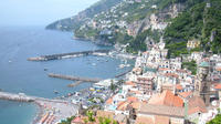 Private day tour on the Amalfi Coast - 4 to 6 pax