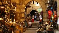 Egyptian Museum and Islamic Cairo, Coptic Cairo And Khan El-Khalily Bazar with Private Tour Guide