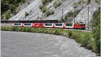 One-Day Glacier Express Tour with Private Guide from Bern