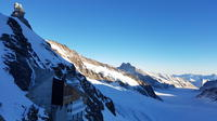 Private Tour: Jungfraujoch from Bern Including Visit to Wengen