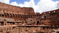 Gladiators Arena and Colosseum Underground Tour