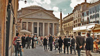 Rome City Tour: with Trevi Fountain and Pantheon